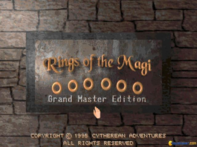 Ring of the Magi - title cover
