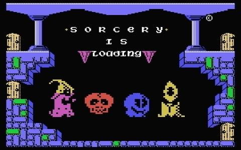 Sorcery - game cover