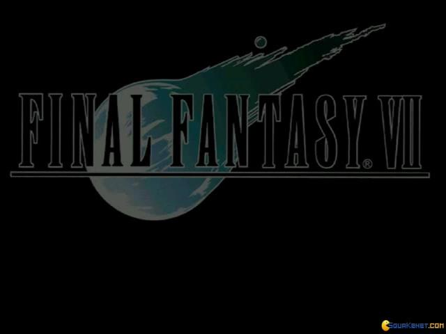 Final Fantasy VII: Origin - title cover