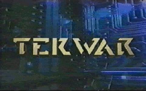 TekWar - game cover