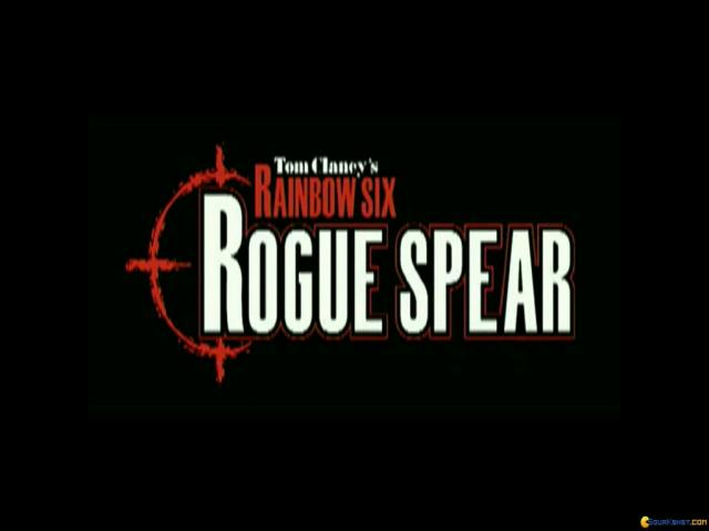 Rainbow Six: Rogue Spear - title cover