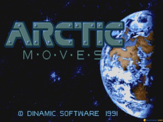 Arctic Moves - game cover