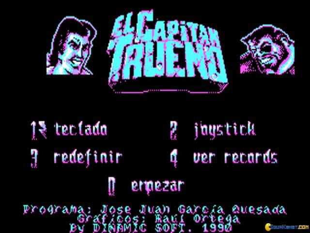 Capitan Trueno - title cover