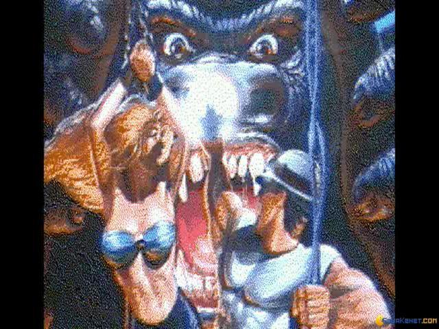 King Kong's Revenge - title cover