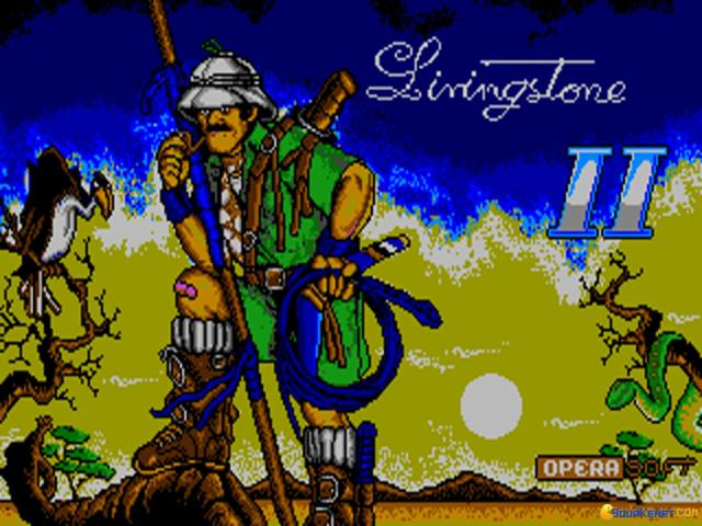 Livingston Supongo 2 - title cover