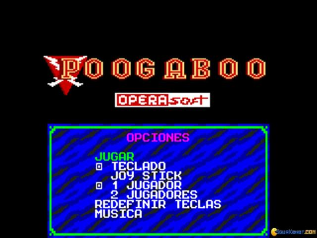 Poogaboo - title cover