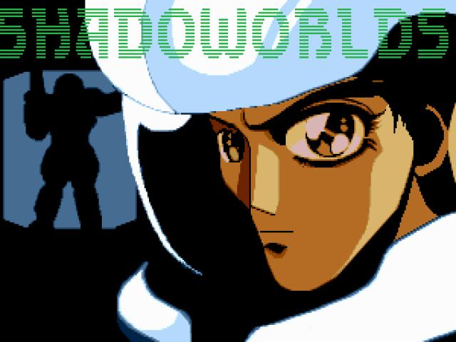 Shadoworlds - title cover
