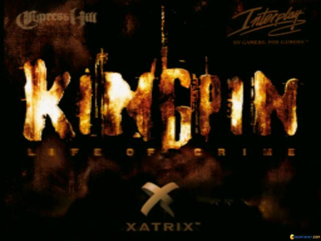 Kingpin - game cover