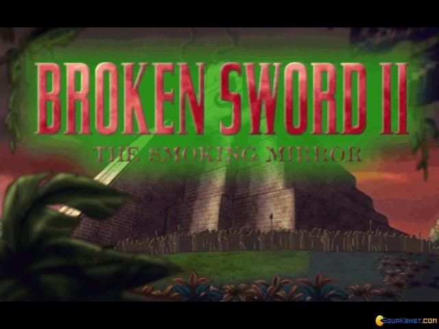 Broken Sword 2 - game cover