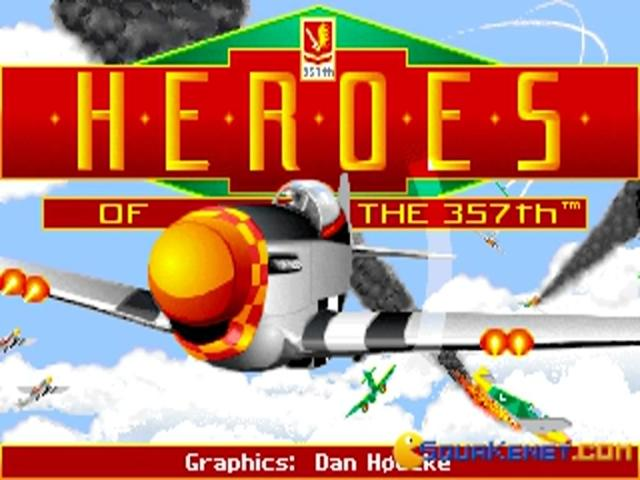 Heroes of the 357th - game cover