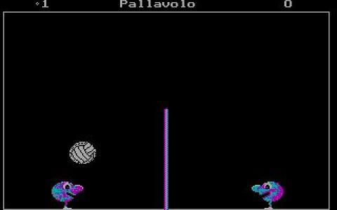 Pallavolo - title cover