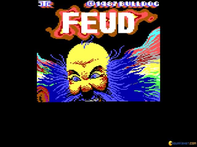 Feud - title cover
