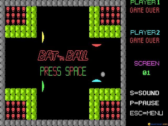 Bat 'n Ball - title cover