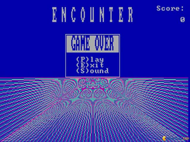 Encounter - title cover