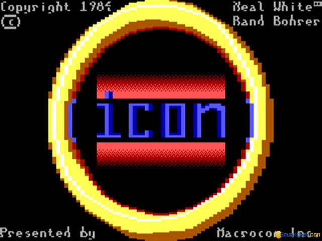 Icon - The Quest for the Ring - title cover