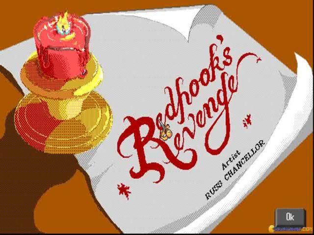 Red Hook's Revenge - title cover