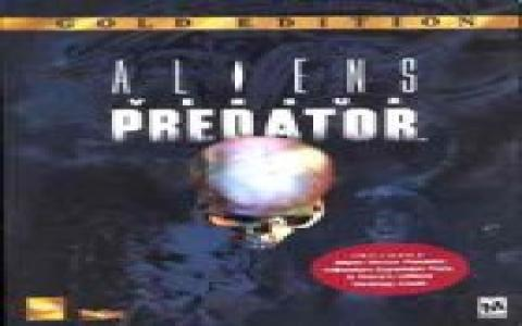 Aliens vs Predator: Gold Edition - game cover
