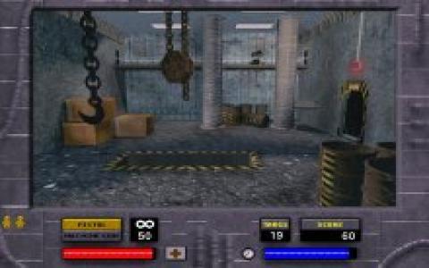 Arcade Mania - game cover