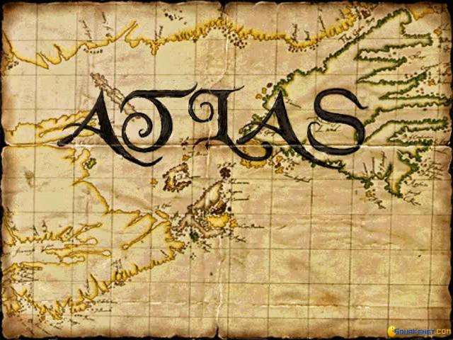 Atlas - title cover