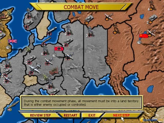 Complex and involving historical sim