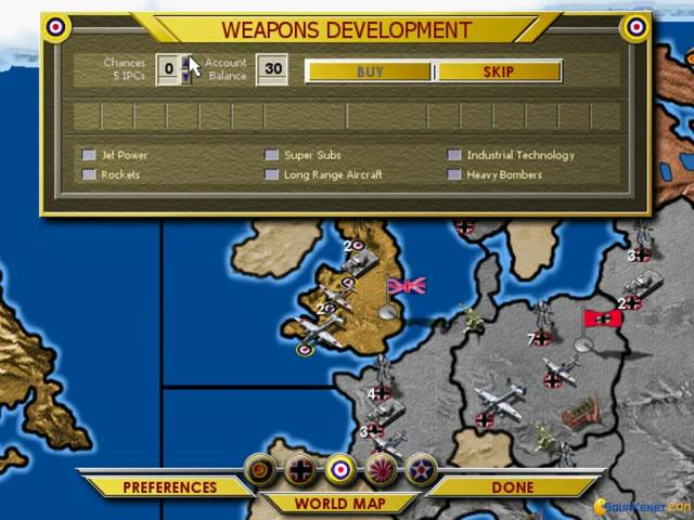 Axis & Allies ( video game)