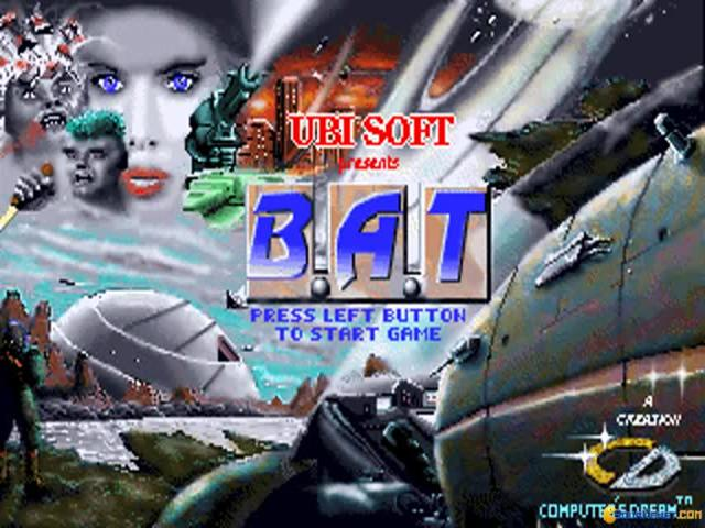 B.A.T. - title cover