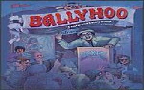 Ballyhoo - title cover