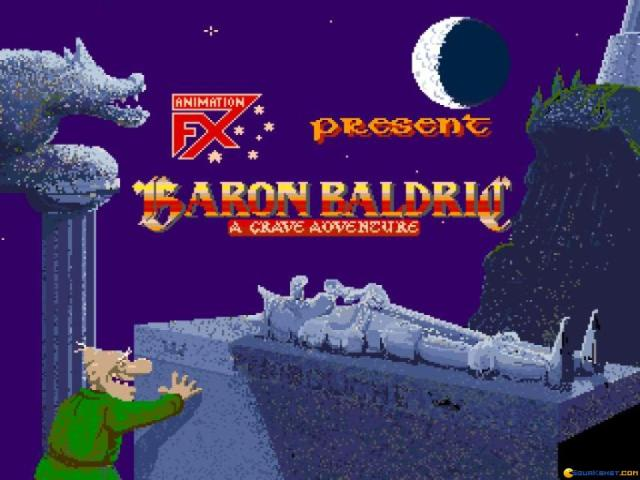 Baron Baldric: A Grave Overture - title cover