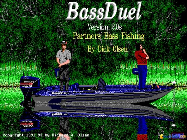 BassDuel - game cover