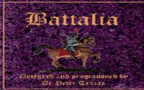 Battalia - title cover
