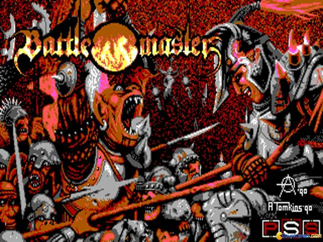 Battlemaster - title cover