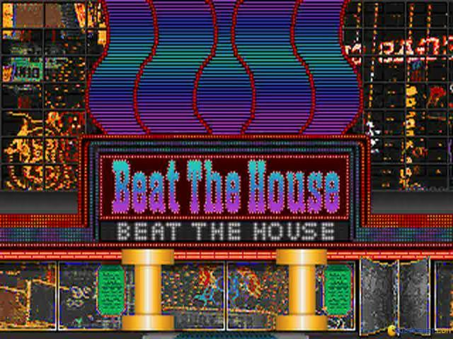 Beat the House - title cover