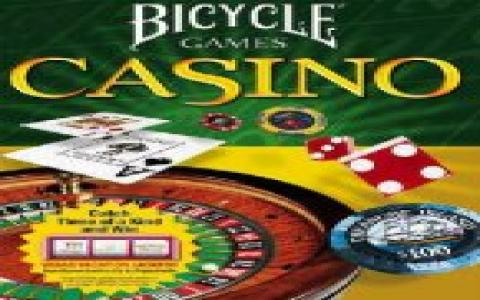 Bicycle Casino - title cover