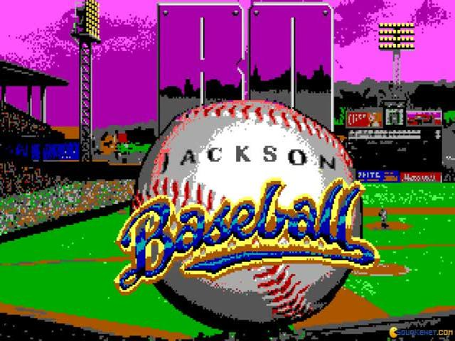 Bo Jackson Baseball - title cover