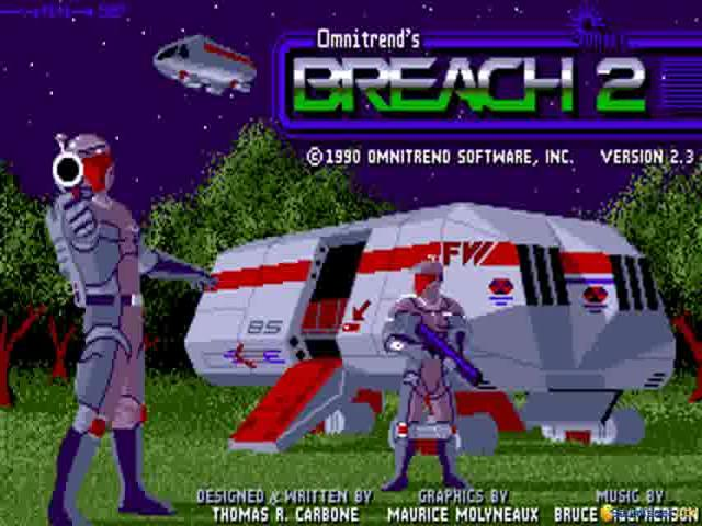 Breach 2 - title cover
