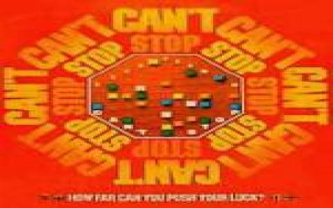 Can't Stop - title cover