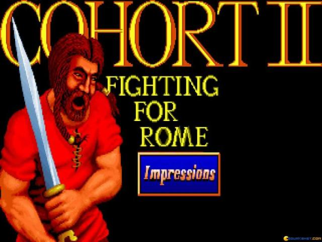 Cohort 2: Fighting for Rome - title cover