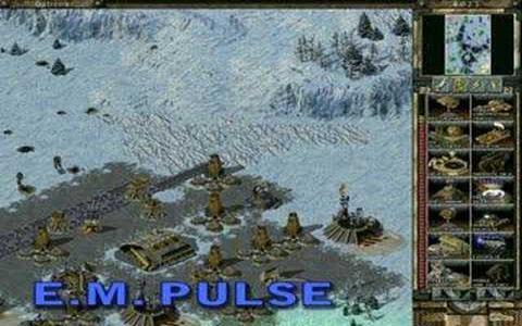 Command & Conquer: Tiberian Sun - title cover