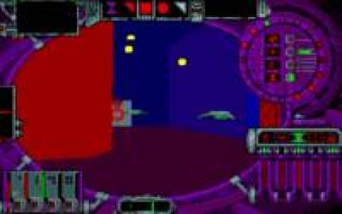 Cybercon 3 - game cover