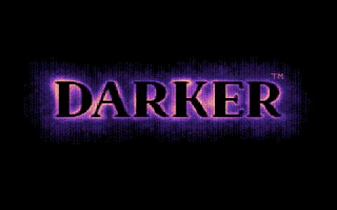 Darker - game cover