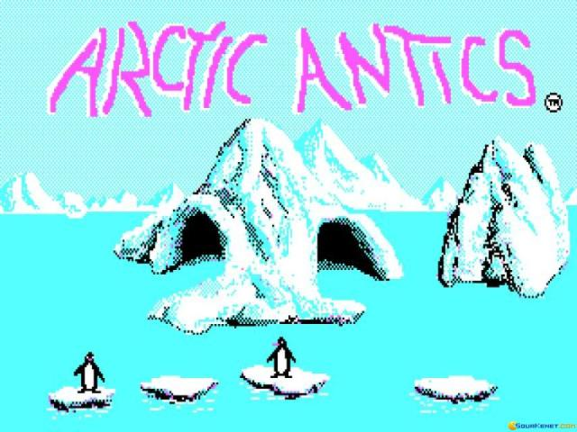 Spy vs Spy 3: Arctic Antics - title cover