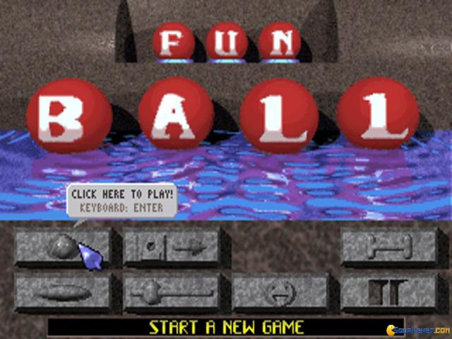 Funball - title cover