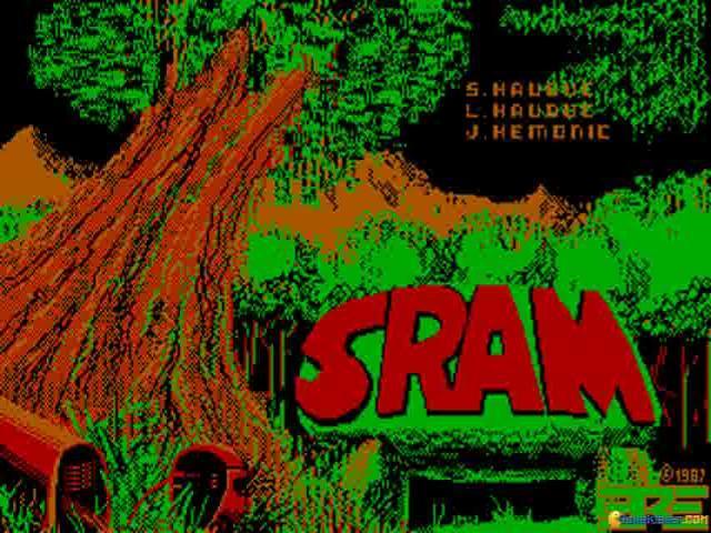Sram - title cover