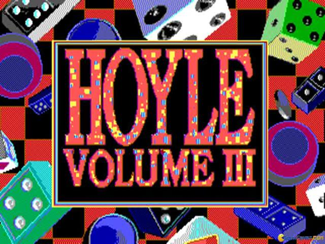 Hoyle Official Book of Games Volume 3 - title cover