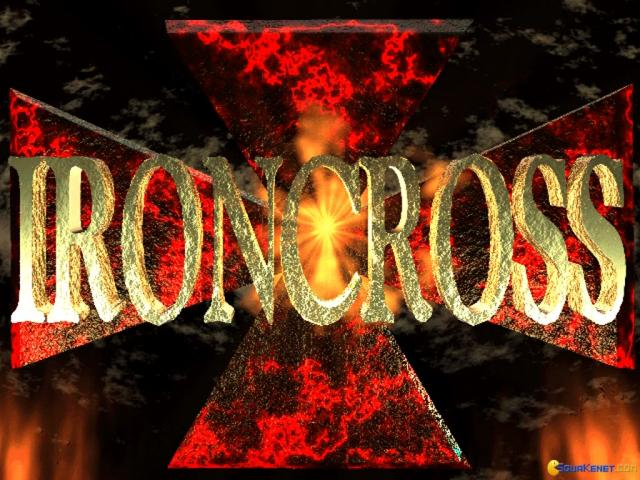 Iron Cross - title cover