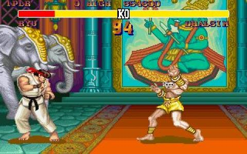 Street Fighter 2 download PC