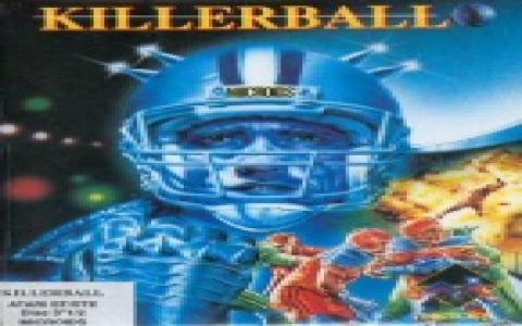 Killerball - title cover