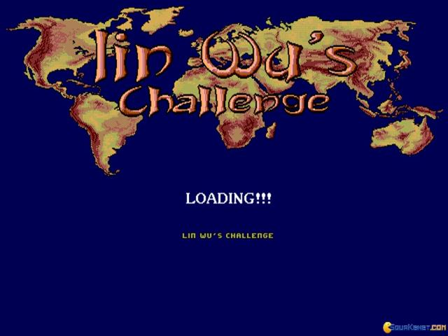 Lin Wu's Challenge - title cover