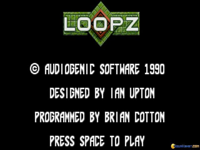 Loopz - game cover
