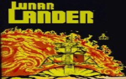 Lunar Lander - title cover
